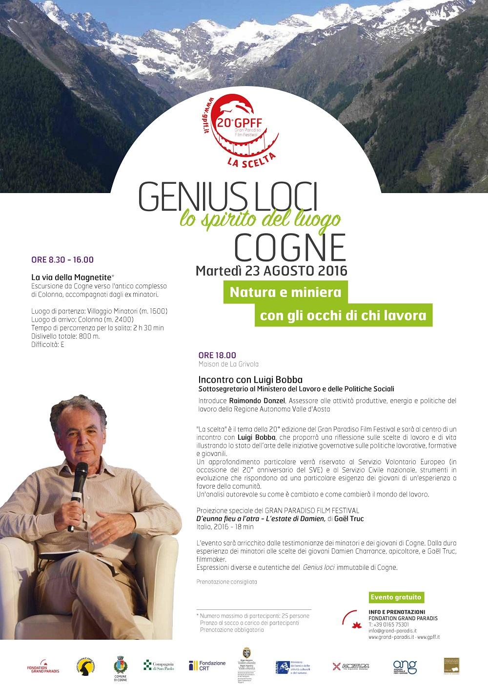 Genius Loci Cogne