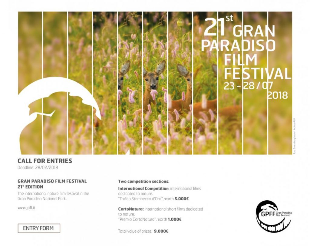 gran paradiso film festival call for entries