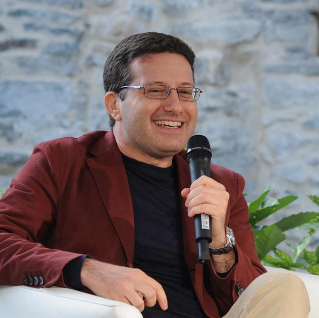 """Ignazio Ingrao GPFF - Giornalista e vaticanista del settimanale """"Panorama"""""""
