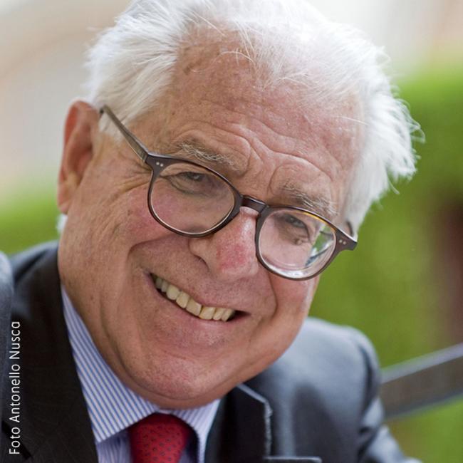 Massimo Livi Bacci GPFF - Professore ordinario di Demografia presso l'Università di Firenze