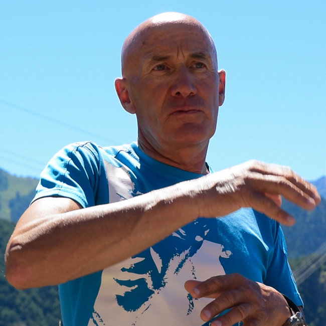 Abele Blanc GPFF - Alpinista