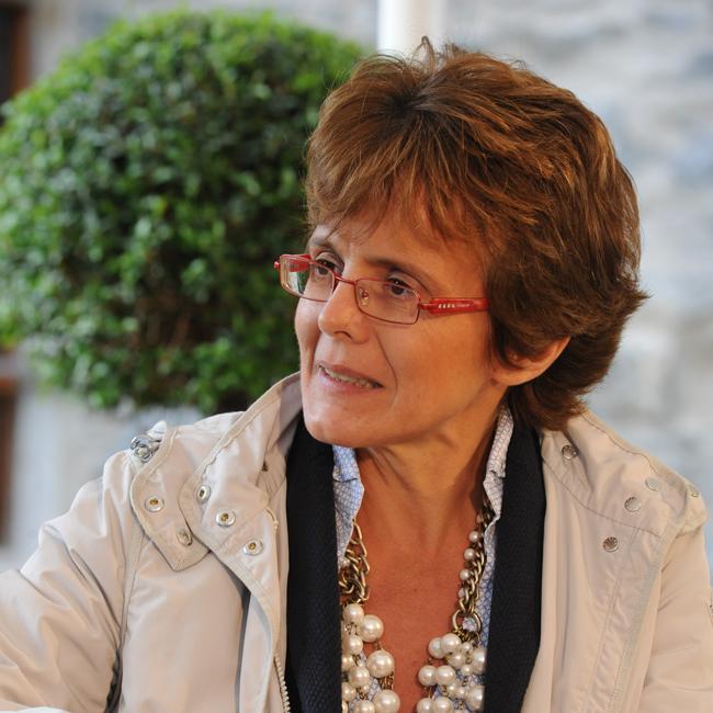 Elena Cattaneo GPFF - Senatrice a vita