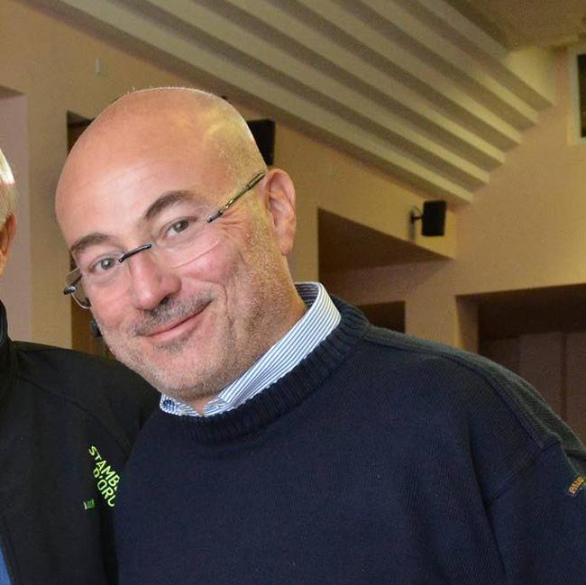"""Aldo Cazzullo GPFF - Giornalista, scrittore ed editorialista del """"Corriere della Sera"""""""
