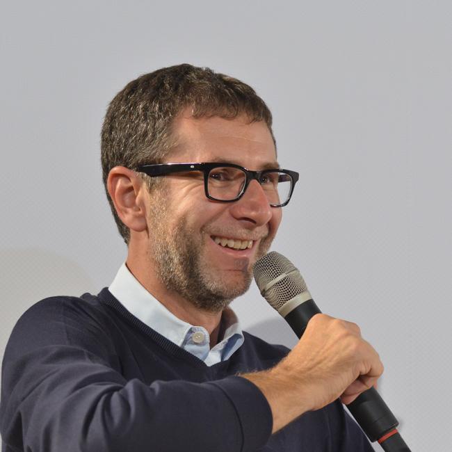 Fabio Fazio GPFF - Conduttore televisivo