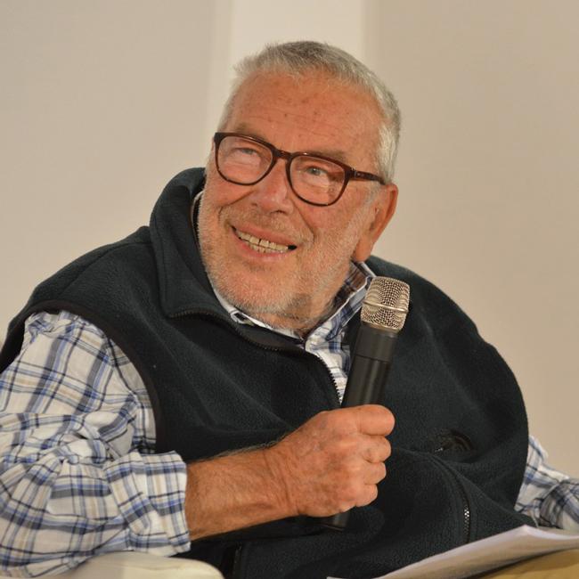 Danilo Mainardi GPFF - Etologo