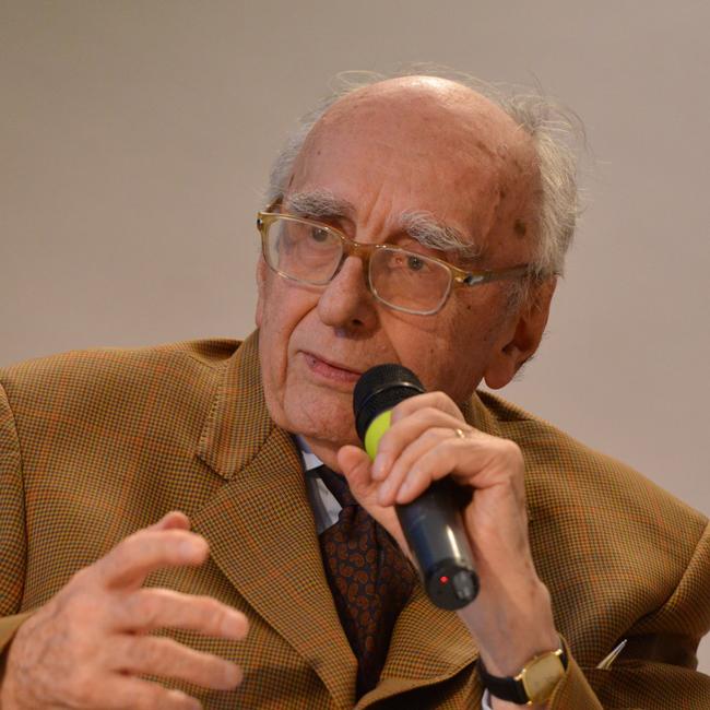 Nerio Nesi GPFF - Economista, Presidente della Fondazione Camillo Cavour