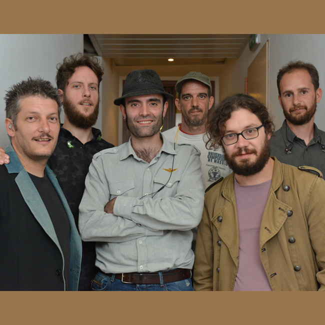 L'Orage GPFF - Gruppo folk rock italiano