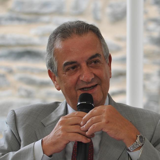 Lorenzo Ornaghi GPFF - Professore di Scienza politica presso l'Università Cattolica del Sacro Cuore, dal 2011 è Ministro per i Beni e le Attività Culturali