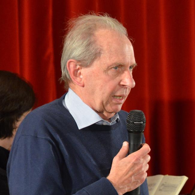 Giorgio Pestelli GPFF - Musicologo e critico musicale italiano. Docente di storia della musica al conservatorio di Torino
