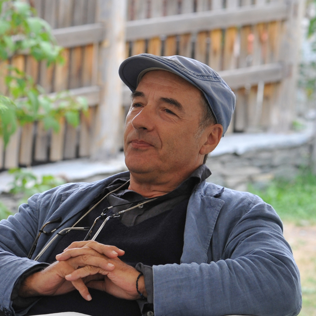 David Riondino GPFF - Artista poliedrico: cantautore, attore, regista e scrittore toscano