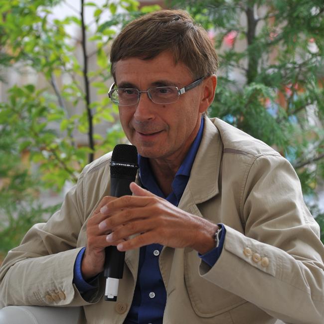 Giampiero Sammuri GPFF - Presidente di Federparchi