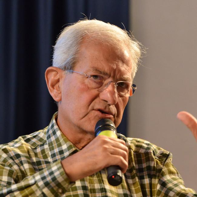 Luciano Violante GPFF - Già presidente della Camera dei Deputati, Professore ordinario di istituzioni di diritto e procedura penale presso l'Università di Camerino