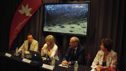 GPFF2018 Conferenza stampa Torino Franco Allera Luisa Vuillermoz Antonio Mingozzi AnnaPaola Venezia