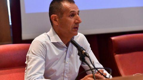 GPFF2018 Conferenza stampa Aosta Claudio Restano