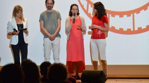 GPFF2018 cerimonia apertura Grivola Cogne