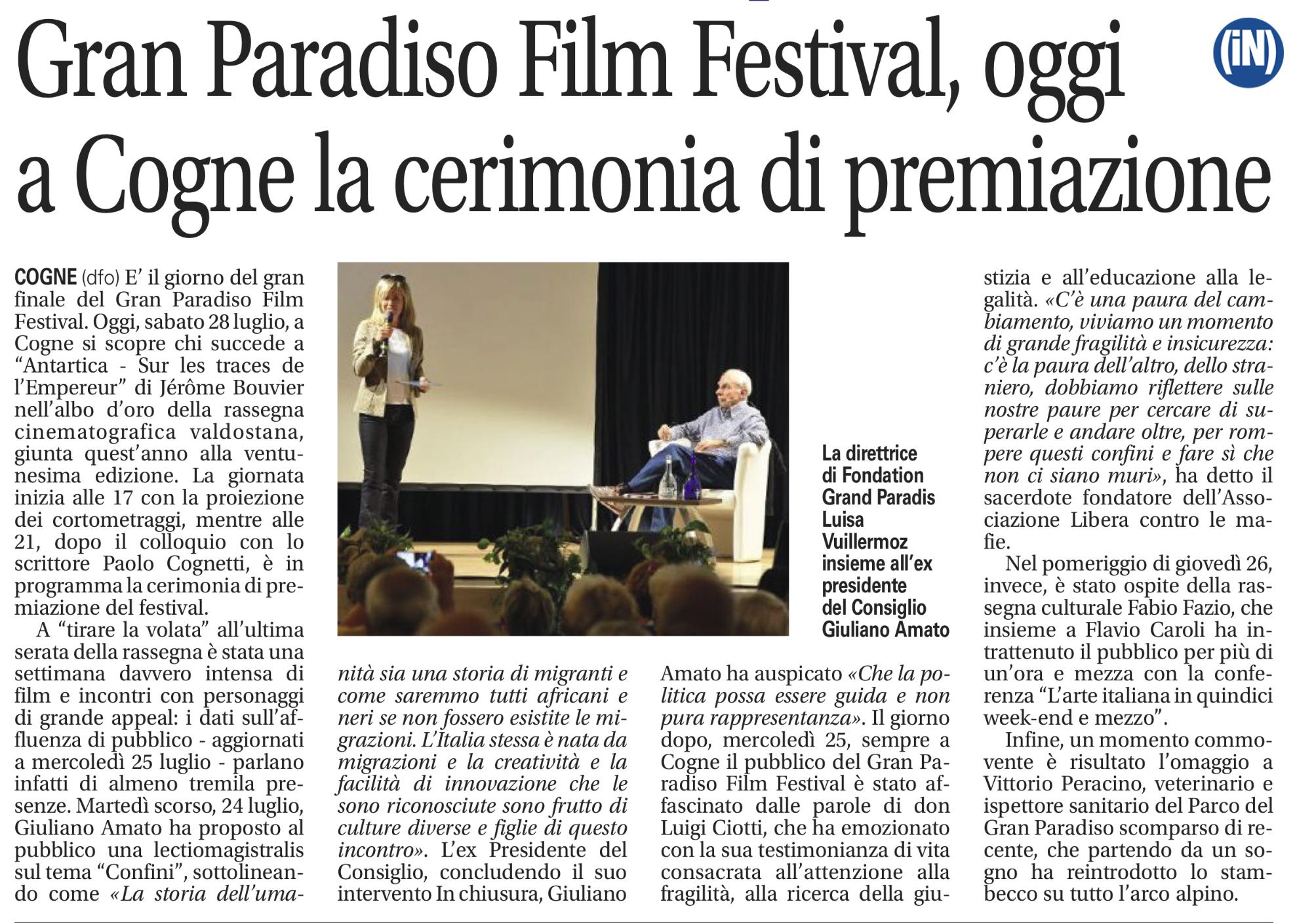 2018-07-28-La-Vallee-Notizie--Gran-Paradiso-Film-Festival-oggi-a-cognela-cerimonia-di-premiazione