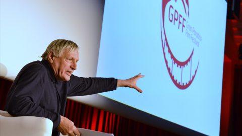 GPFF2018 Personaggio simbolo del GPFF Don Ciotti Cogne