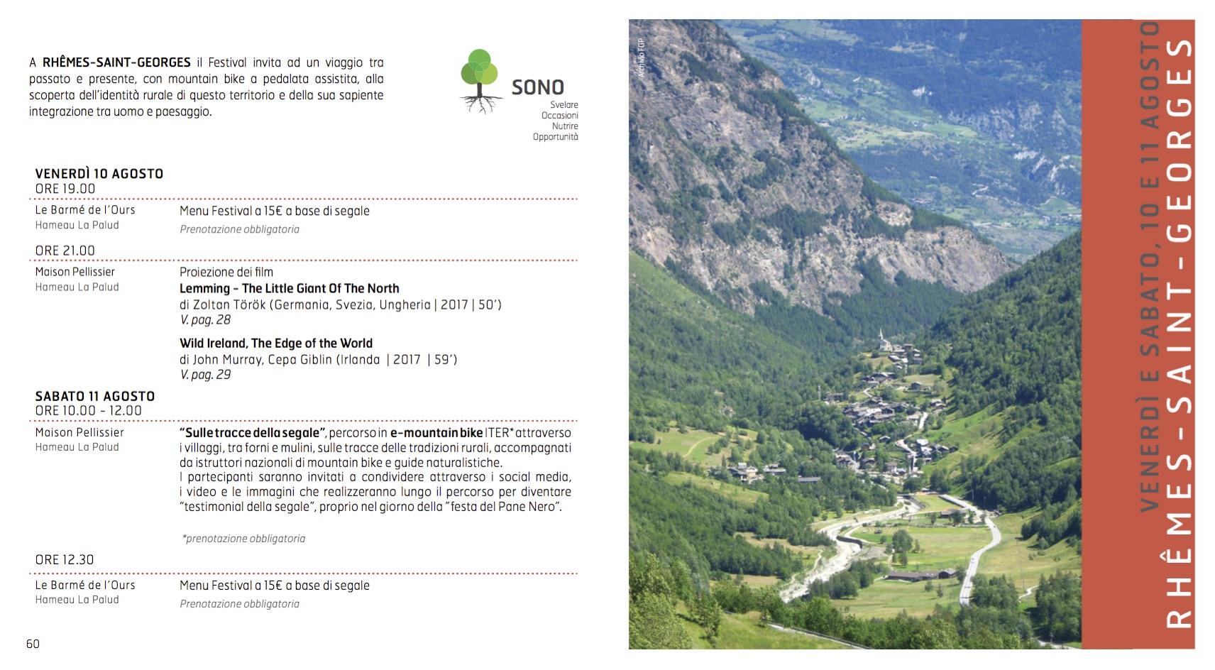 GPFF21 Programma Rhemes-Saint-Georges