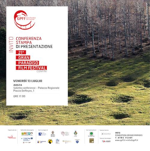 Invito Conferenza stampa Aosta XXI GPFF