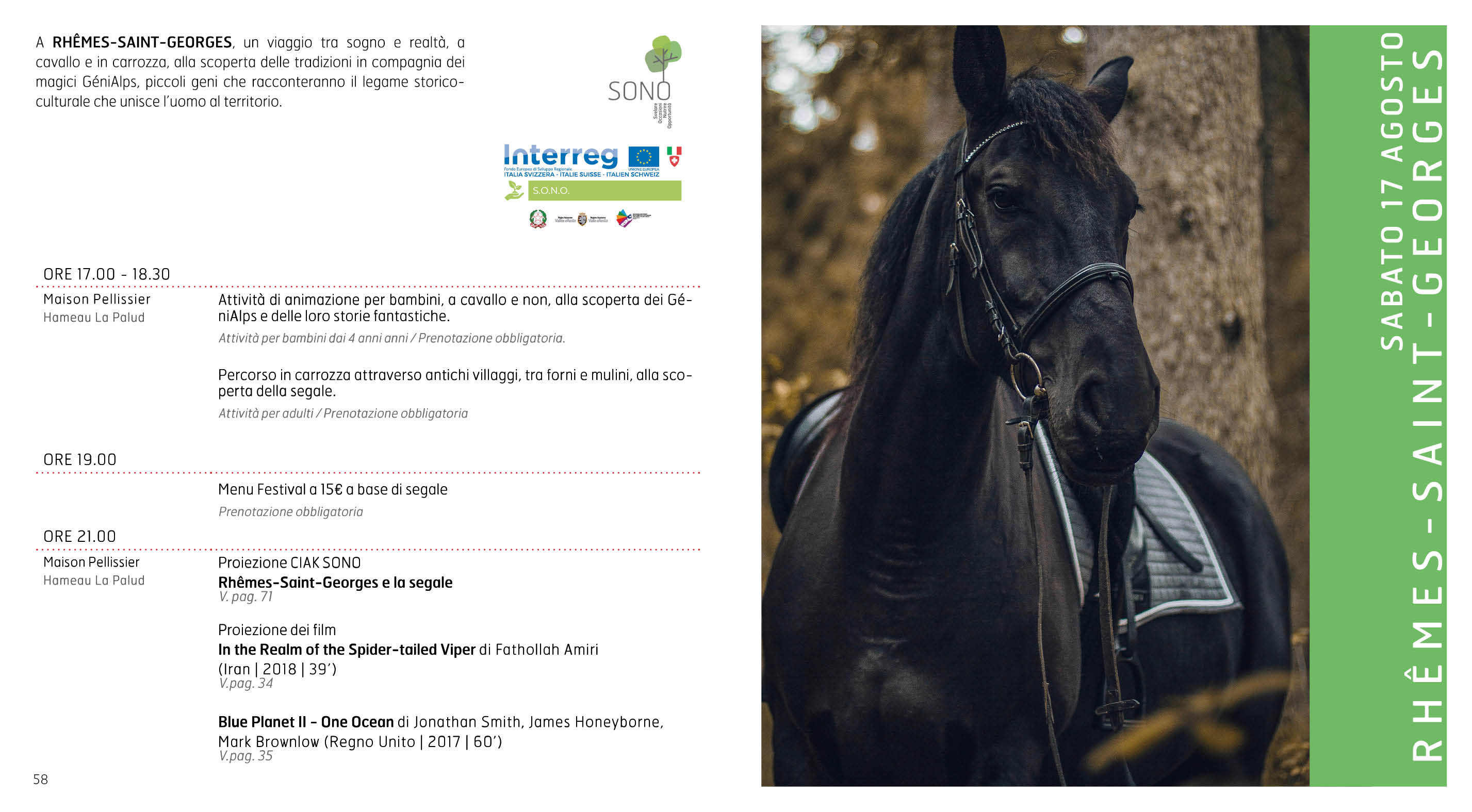 GPFF22 Programma Rhemes-Saint-Georges