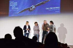 Lapied Gran Paradiso Film Festival d'Inverno