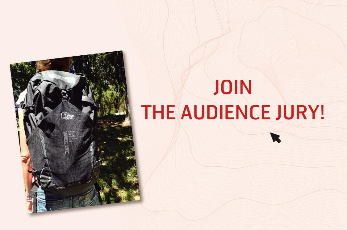 JOIN THE AUDIENCE JURY