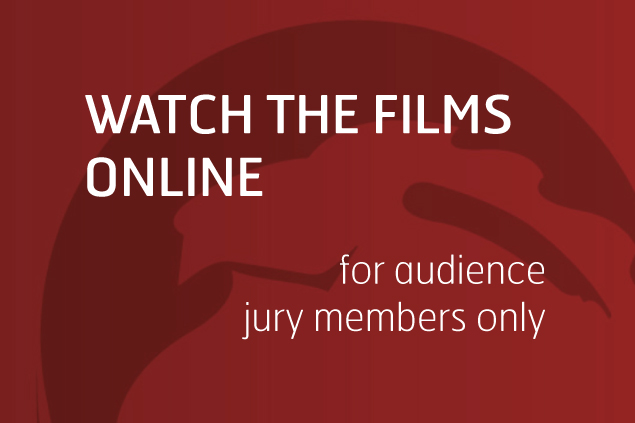 Watch the films online for audience jury members only
